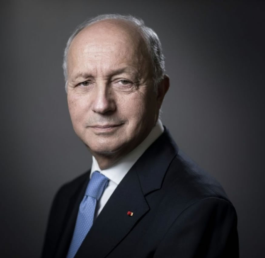 Laurent Fabius à Sciences Po Toulouse